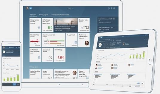 کارکرد Fiori در ماژول مدیریت سرمایه های انسانی