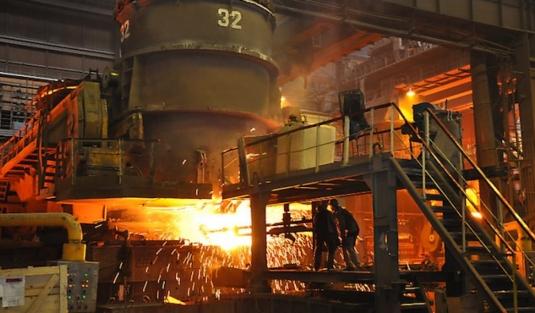 مجتمع تولید فولاد  Severstal
