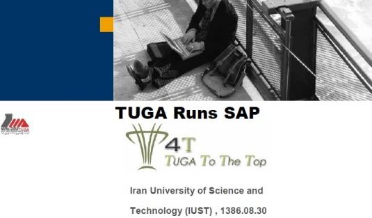 استقرار SAP-ERP در گروه صنعتی مپنا