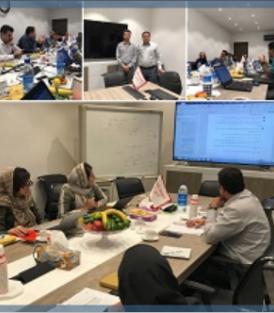 پایان فاز Explore پروژه پیاده سازی سیستم جامع برنامه ریزی منابع سازمانی SAP ERP در شرکت آذین تنه در مهر ماه سال1396