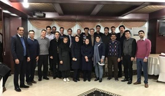 پایان فاز تست یکپارچگی پروژه بارز کردستان