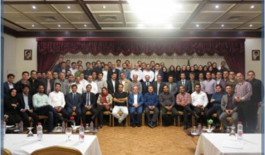 پایان فاز طراحی پروژه پیاده سازی SAP ERP در گروه صنعتی بارز در بهمن ماه سال 1396