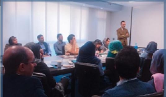 برگزاری کارگاه آموزشی رفتار حرفه ای سازمانی در آذر ماه سال 1396