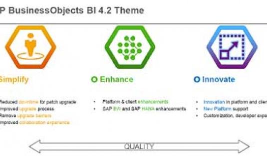 به روز رسانی SAP Business Objects BI Platform به آخرین نسخه (4.2 SP3) در شرکت پتروپارس در آبان ماه سال 1395