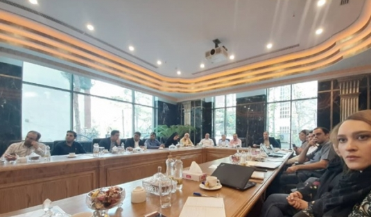 شروع پروژه پیاده سازی و استقرار سیستم SAP-ERP  در مجتمع  صنعتی ذوب آهن پاسارگاد